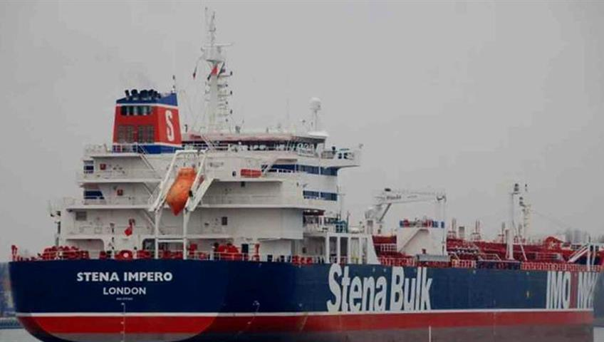 Iran says it seized UK tanker Stena Impero in Strait of Hormuz; owners confirm lost contact